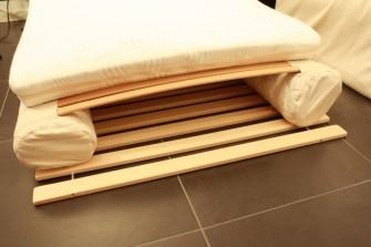Luftkammern des Aerovital Schlafsystems
